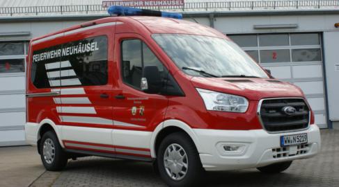 Neues Fahrzeug eingetroffen – 03.06.2020