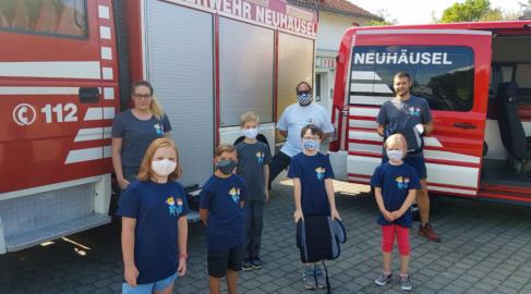 Kinder in die Feuerwehr – Ja aber wie?